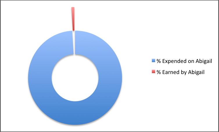 Abigail INC Shareholder Report for Quarter 2, 2009