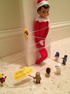 2012 toy of the year moorezilla for Elf on the shelf pooping on cookies